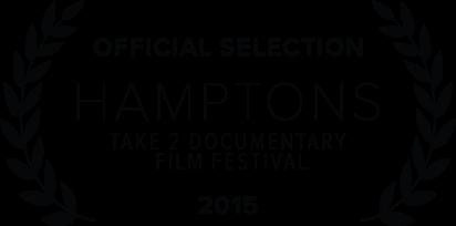 Take 2 Documentary Film Festival Award - 2015
