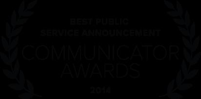 Communicator Awards - 2014